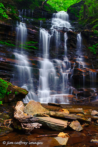 Ricketts Glen Jim Caffrey Images Photo Blog