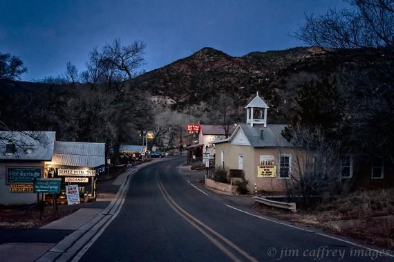 Jemez-Springs-Twilight