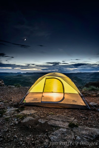 Campsite-Goosenecks