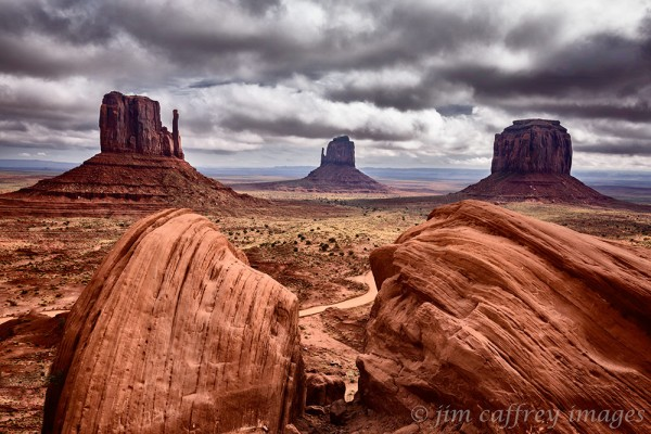 Ansel's-View-Monument-Valley