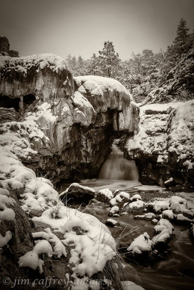 Soda-Dam-Winter-Sepia